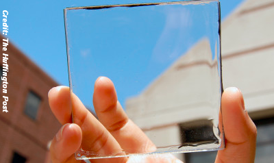 """Transparent Luminescent Solar Concentrator"" Could Turn Windows into Solar-Power Generators"