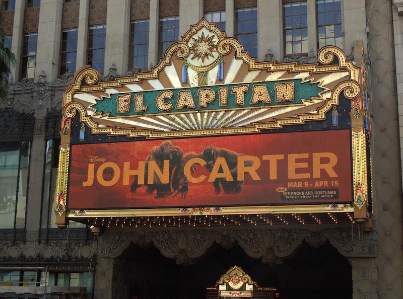 John Carter El Capitan
