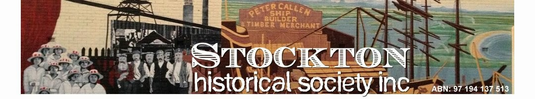 Stockton Historical Society Inc