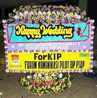 Bunga Ucapan ke Puri Begawan Bogor