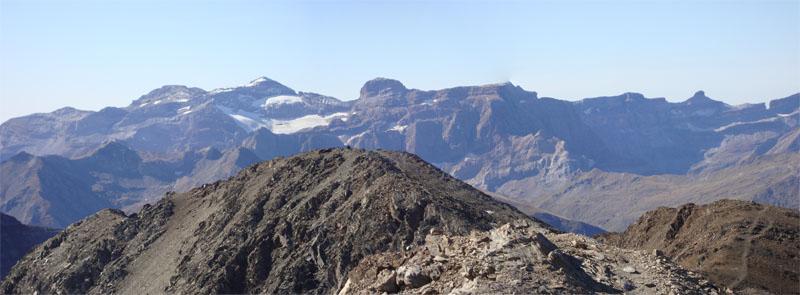 Los 3000 de los Pirineos