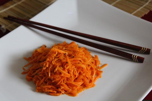 Как приготовить морковку по-корейски с приправой в домашних условиях 275