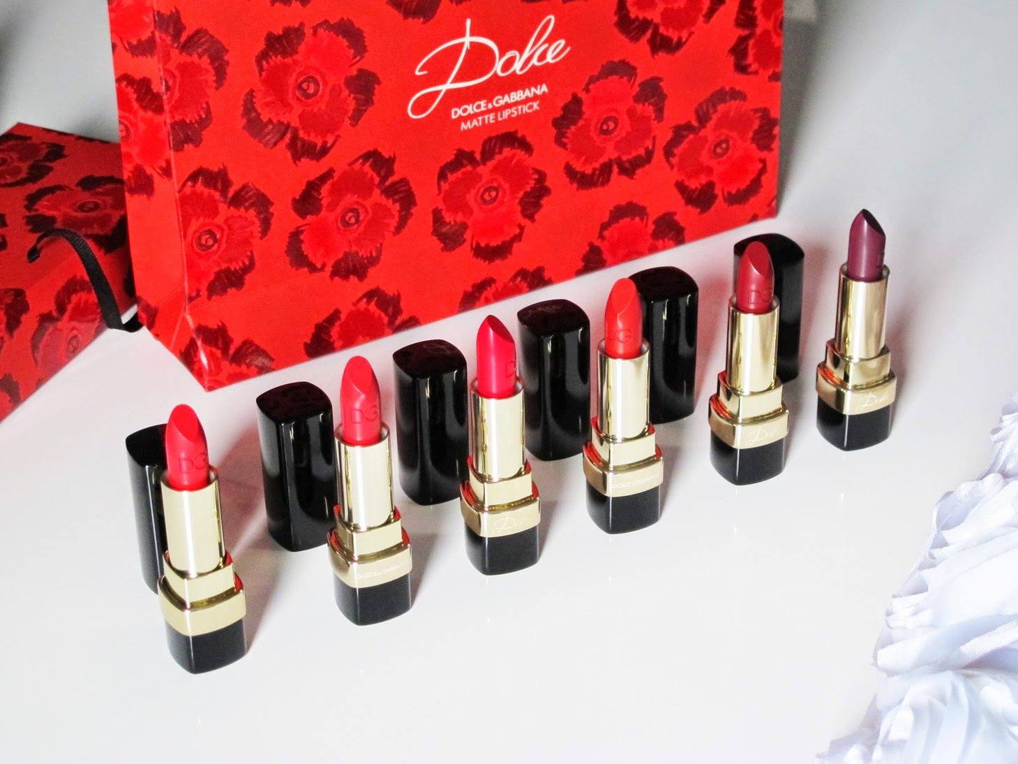 Dolce&Gabbana Make Up Dolce Lipstick Matte