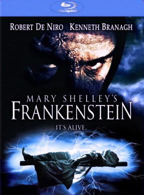 Mary Shelleys Frankenstein (1994) BluRay 720p BRRip 800MB