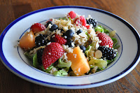 Quinoa Fruit Salad Recipe