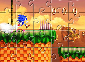 Puzzles do Sonic