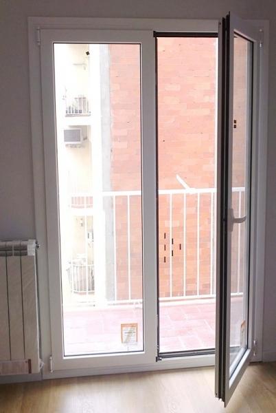 Persiauto carpinter a aluminio barcelona - Puertas terraza aluminio ...