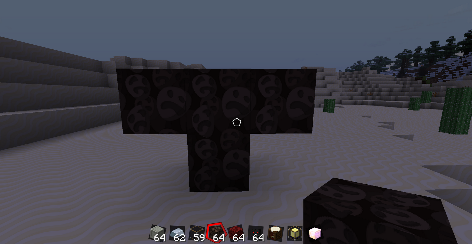 how to create a wither boss