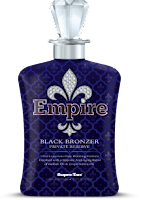 Supre Tan Empire, Black Bronzer Private Reserve