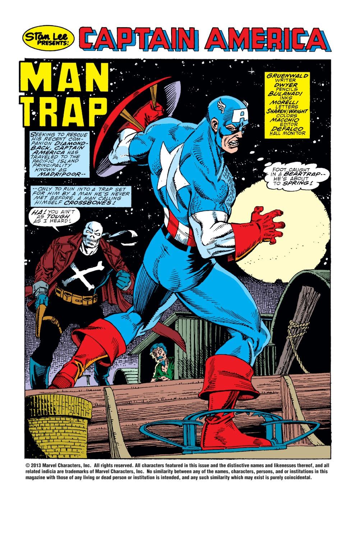 Captain America (1968) Issue #364 #297 - English 2