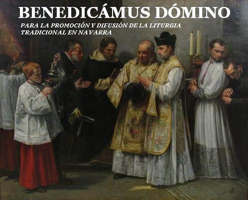 Benedicmus Dmino