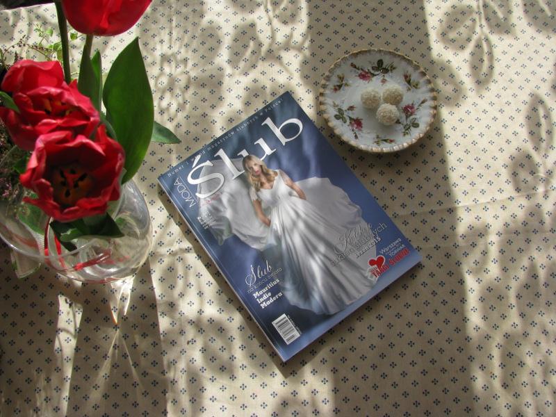 Magazyn Ślubny - Moda Ślub