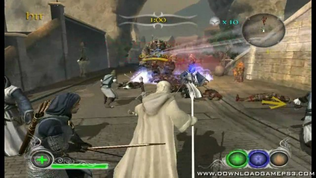 lord of the rings conquest game download
