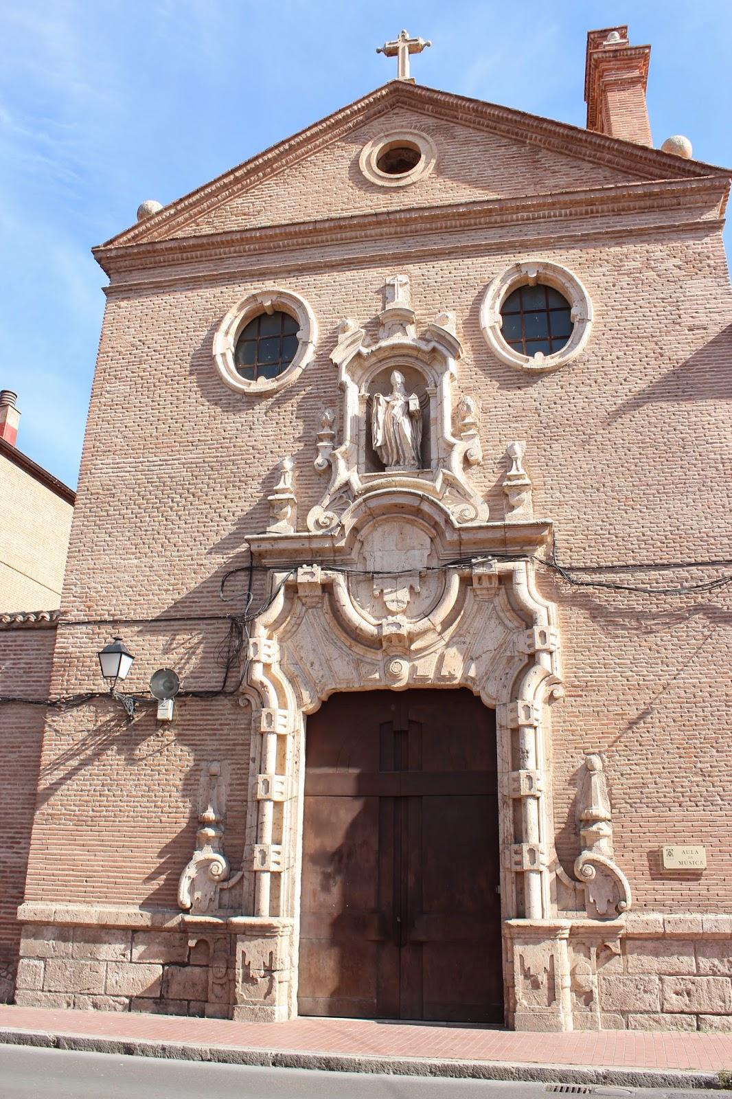 Conventos en Alcalá de Henares