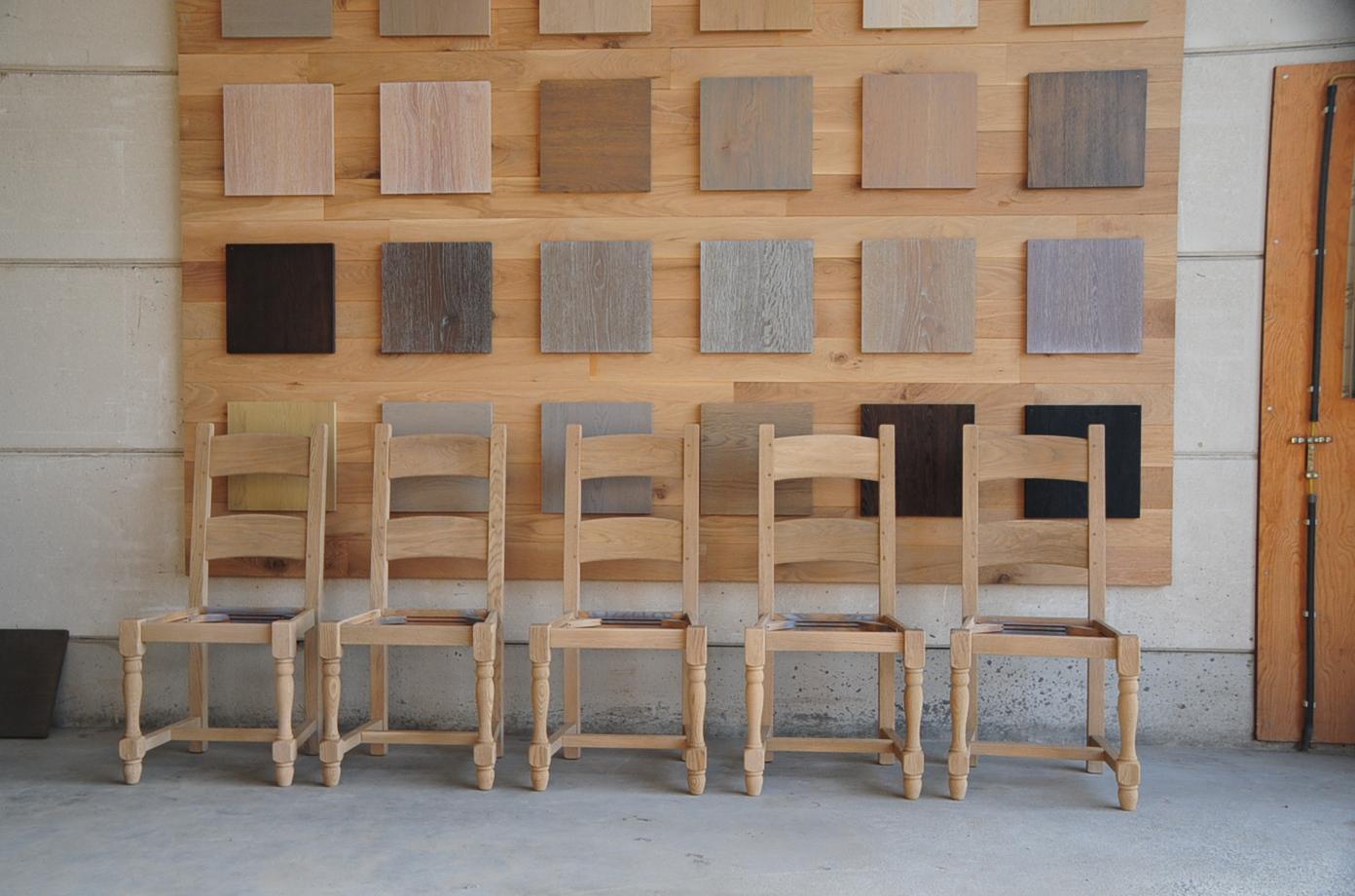 Eiken Keuken Stralen : Stofferen van stoelen en zetels