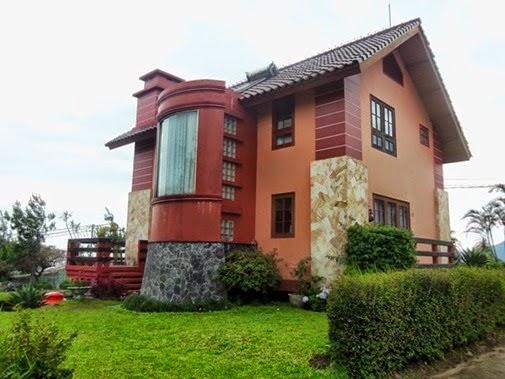 Villa L1-4a istana bunga Lembang