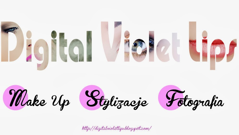 Digital Violet Lips