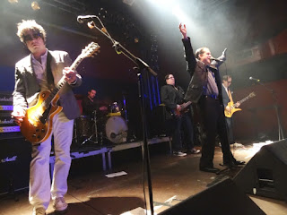 19.11.2015 Essen - Turock: Electric Six