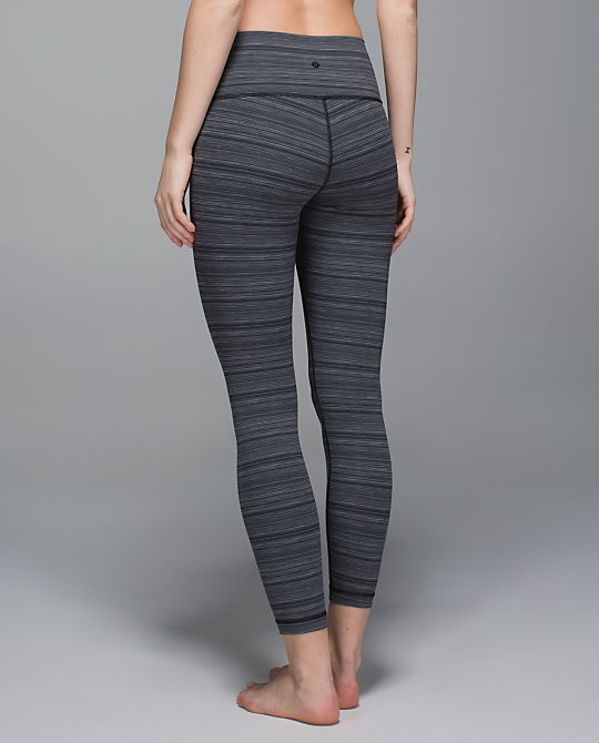 lululemon cyber strip high-times-pant