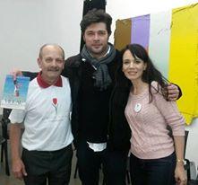 Manoel, Yan Pinheiro, Danielle Ianzer