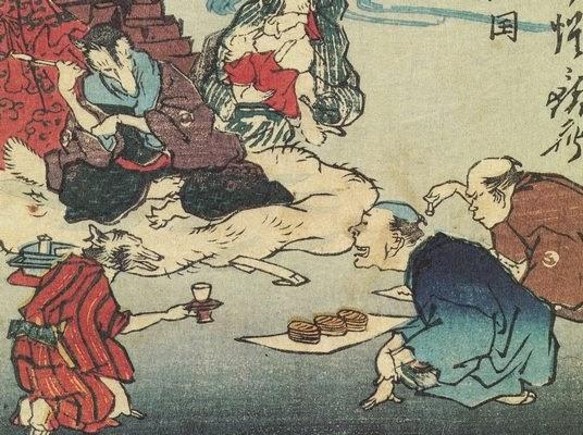 河鍋暁斎の画像 p1_31