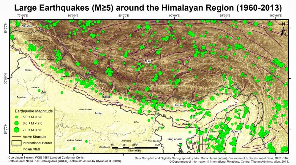 TIBET Environment and Development Damming Tibetan and Himalayan