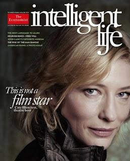 Cate Blanchett tanpa makeup