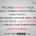 A small greeting for Diwali - Wish you very happy Diwali