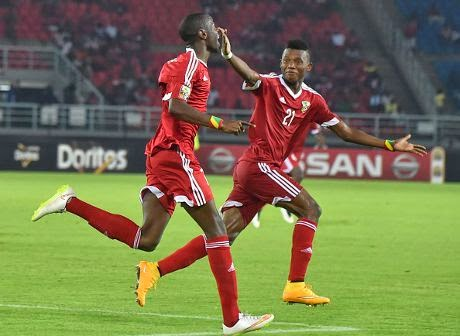 Piala Afrika : Kongo 1 – 0 Gabon