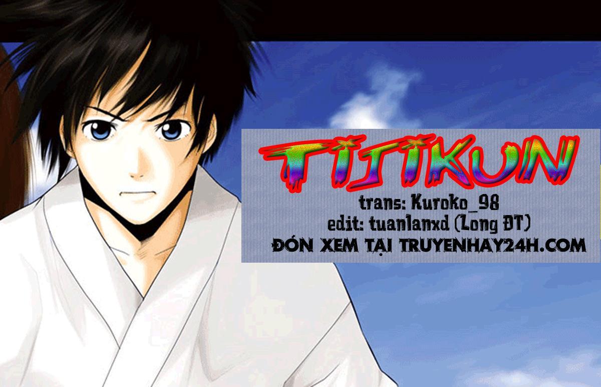 Tiji-kun! chap 21 - Trang 22