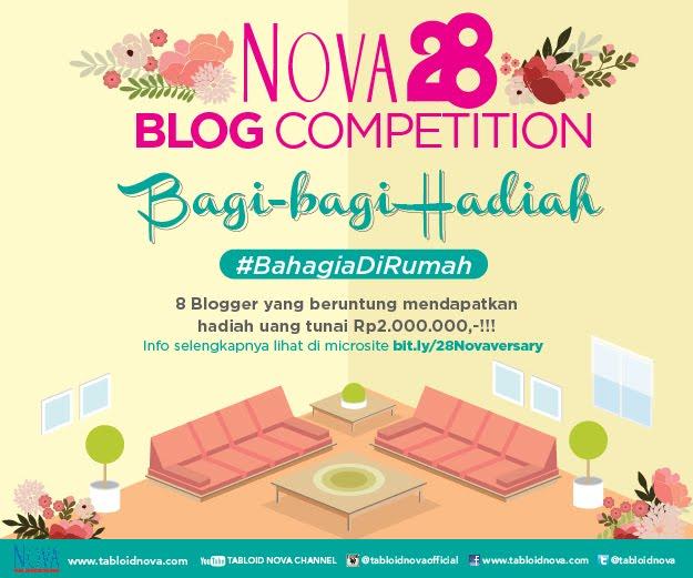 BLOG COMPETITION #BahagiadiRumah