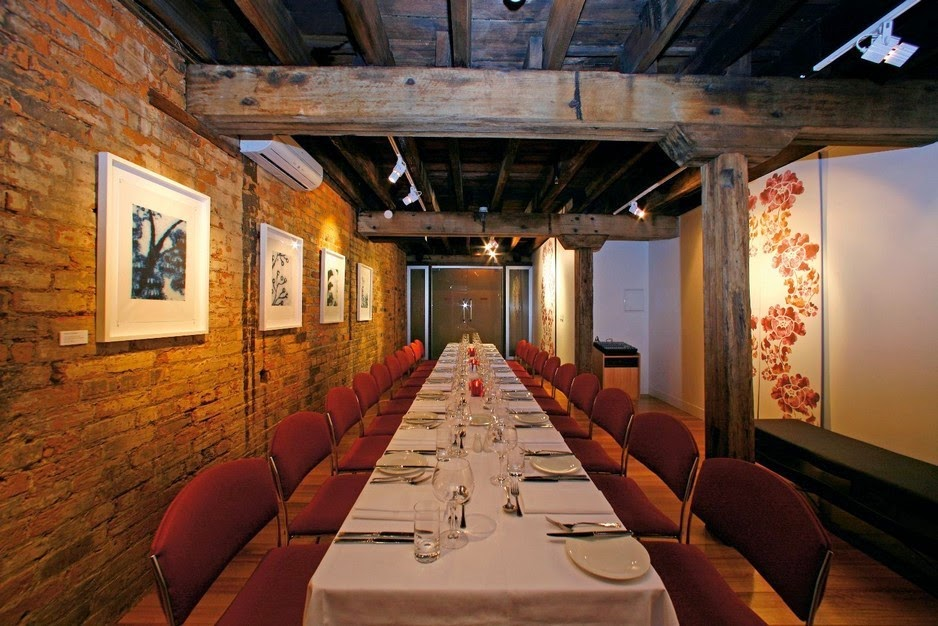 Art and architecture mainly art hotels in hobart for Best private dining rooms hobart