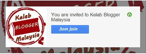 kelab blogger malaysia