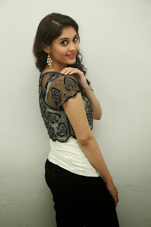Actress Surabhi Latest Pictures in Jeans at uva Movie Pre Release Press Meet 33