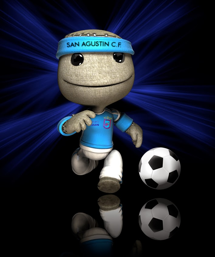 LITTLE BIG PLANET - SAN AGUSTIN C. F.