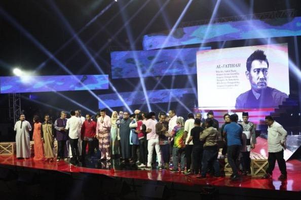 Respon Afdlin Shauki isu program Juara Parodi Khas Kenang Allahyarham Yus Jambu dikritik