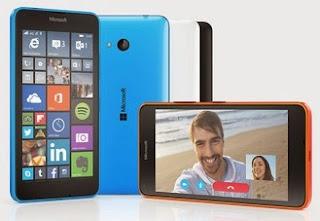 Microsoft Lumia 640 LTE Windows Phone Harga Rp 2 Jutaan