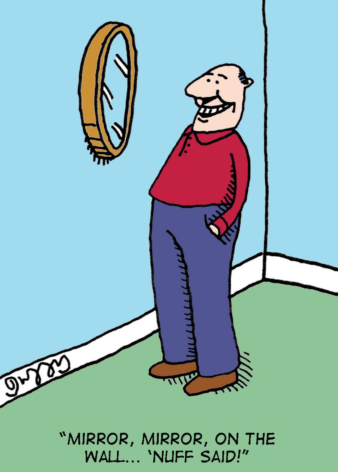 High Self Esteem Self Esteem Cartoon