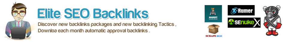 Elite SEO Backlinks