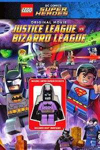 Lego: Liên Minh Công Lý : Cuộc Tấn Công Của Quân Đoàn DOOM - HD