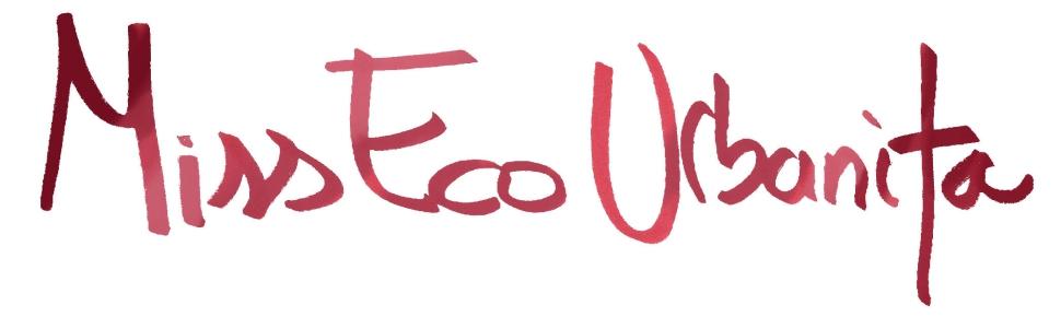 Miss Eco Urbanita