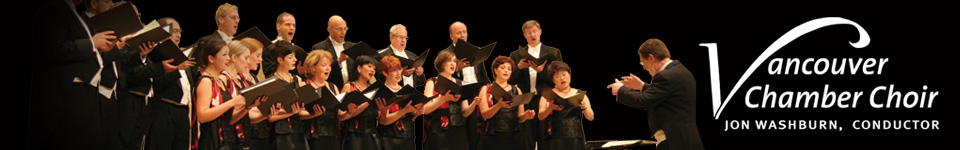Vancouver Chamber Choir On Tour