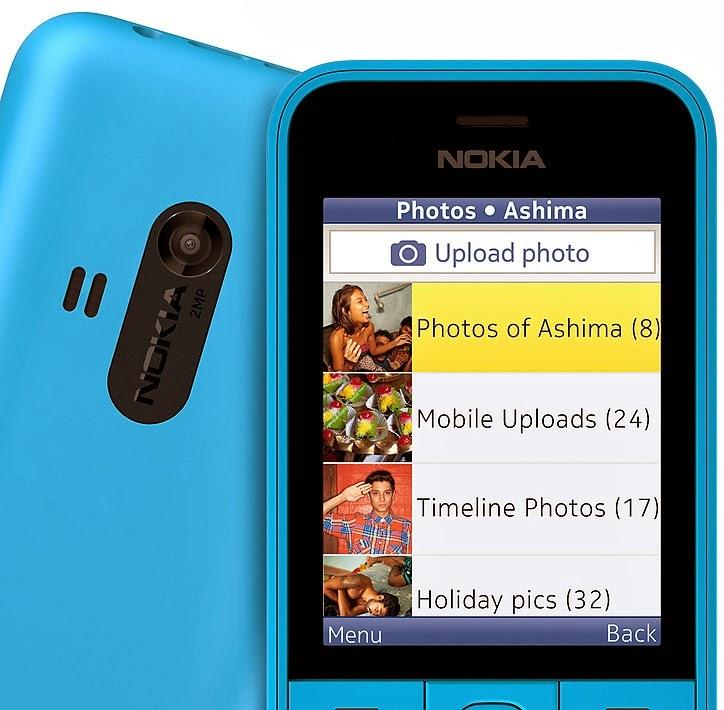 Nokia 220 Single SIM - Nokia 220 Dual SIM