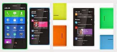 Harga dan Spesifikasi Nokia XL Single dan Dual Sim