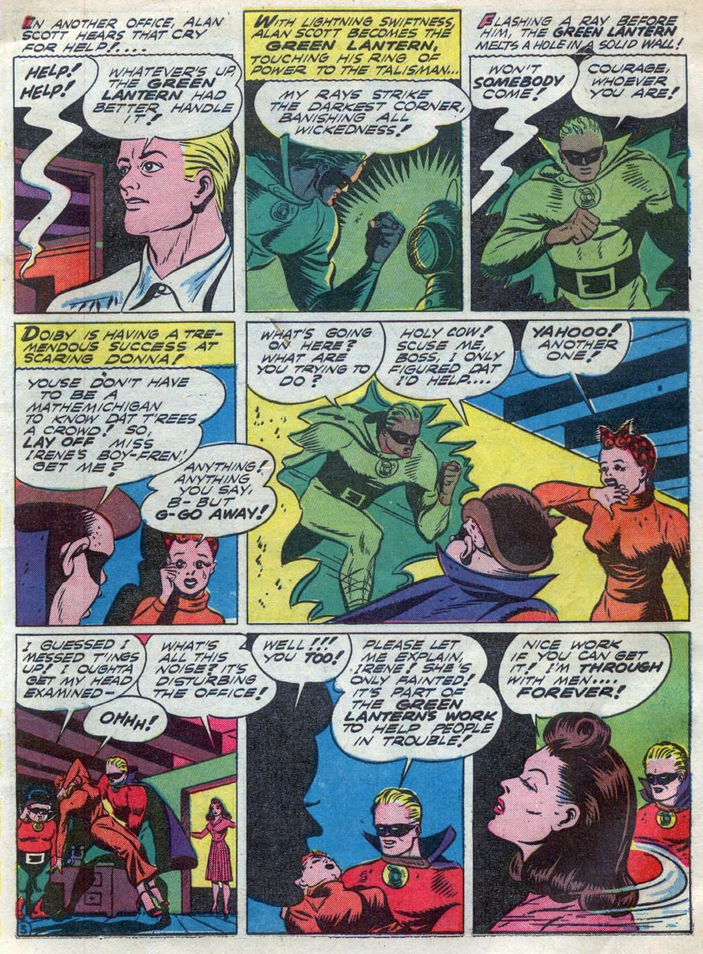 Read online All-American Comics (1939) comic -  Issue #45 - 5