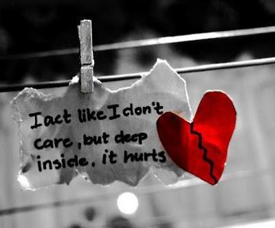 Sad Poems Broken Hearts