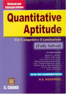 Free eBook Part 2: Quantitative Aptitude By R. S. Aggarwal PDF Download