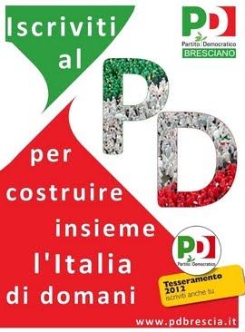 Per costruire insieme l'Italia di domani