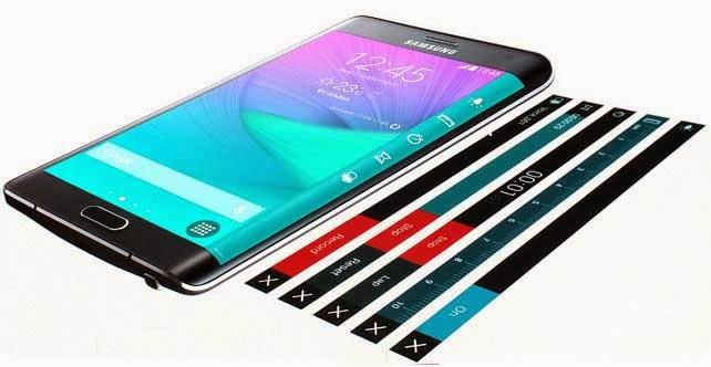Spesifikasi Samsung Galaxy Note Edge, Harga Ponsel Android Terbaru