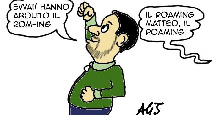 Vignette di agj abolito il roaming for Roaming abolito